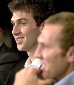Andrea Bargnani will try to turn around the Toronto Raptors.