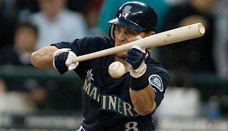 Jeremy Reed will be out of action for a while for the Seattle Mariners.