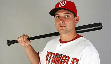 Ryan Zimmerman is coming through for the Washington Nationals.
