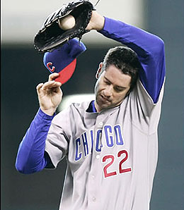 Much of the Chicago Cubs success in 2007 will hinge on starter Mark Prior's health.