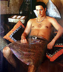 Ilya Kovalchuk is perhaps the hottest player in the NHL.