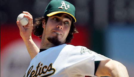 The Mets were unable to land Dan Haren.