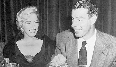 Joe DiMaggio and Marilyn Monroe started it all.