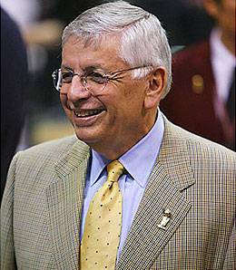 David Stern has helped repair the league's image.