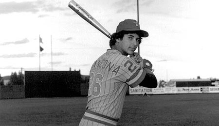 Terry Francona was a big star in college.