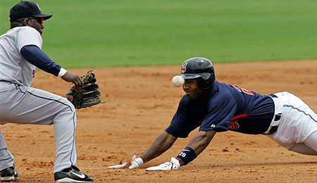 Edgar Renteria will improve the Tigers' defense.