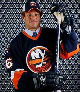 Kyle Okposo is having an immediate impact as a pro.