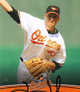 Jim Johnson could be saving games for the Baltimore Orioles soon.