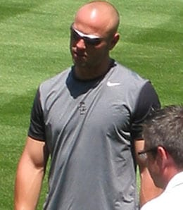 Matt Holliday is now with the St. Louis Cardinals.