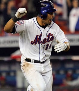Angel Pagan is tearing it up lately for the New York Mets.