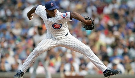 Carlos Marmol is the new closer for the Chicago Cubs.