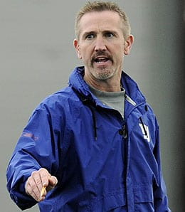 Steve Spagnuolo is now the head man for the St. Louis Rams.