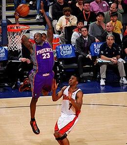 Jason Richardson is ready to return for the Phoenix Suns.