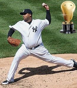 CC Sabathia helped the New York Yankees end their World Series drought.