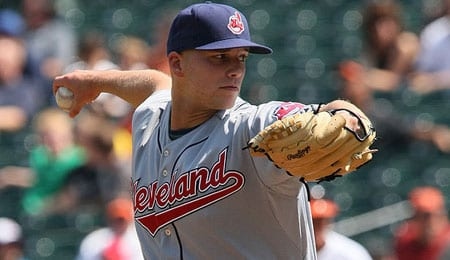 Justin Masterson could be ready to head the Cleveland Indians rotation.