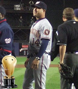 Manny Acta landed on his feet after getting canned by Washington.