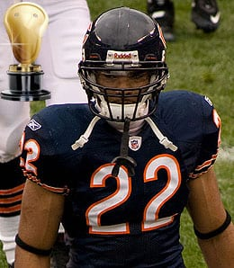 Matt Forte hasn't built on his fine rookie season of 2008.