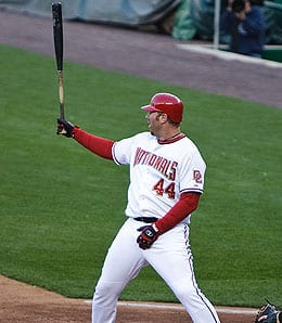 Adam Dunn is a clear keeper for the Washington Nationals.