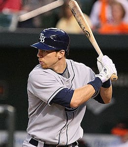 Ben Zobrist was a revelation for the Tampa Bay Rays last year.
