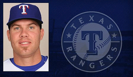 Colby Lewis has serious sleeper potential for the Texas Rangers.