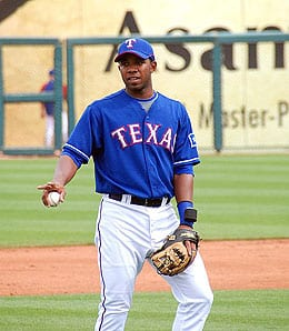 Elvis Andrus had a solid rookie season for the Texas Rangers.