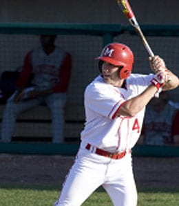 Adam Eaton is starring for Miami University.