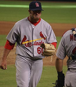 Jason Motte could be saving games for the St. Louis Cardinals.