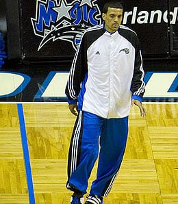 Matt Barnes will try to help the Orlando Magic to the next round.