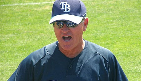 Joe Maddon has the Tampa Bay Rays rolling.