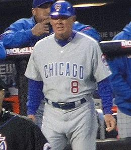 Mike Quade has done well at the helm of the Chicago Cubs.