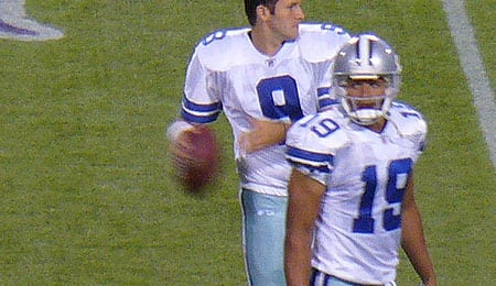 Miles Austin emerged as a stud last season for the Dallas Cowboys.