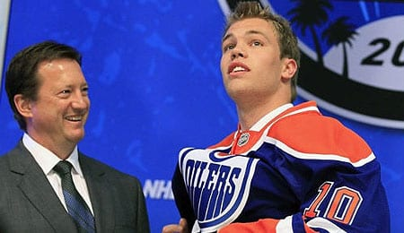Taylor Hall has had a solid preseason for the Edmonton Oilers.