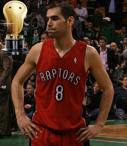 Jose Calderon burned plenty of owners with his play for the Toronto Raptors last season.