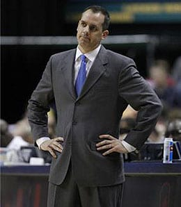 Frank Vogel has the Indiana Pacers rolling.