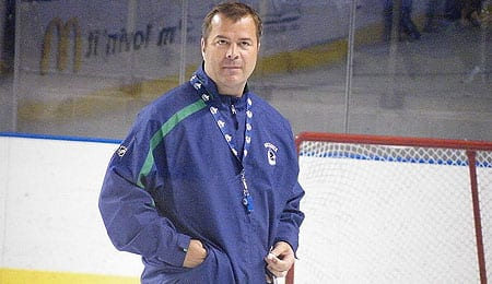 Alain Vigneault has guided the Vancouver Canucks to the best record in the NHL.