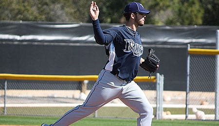 James Shields has been lights out for the Tampa Bay Rays.