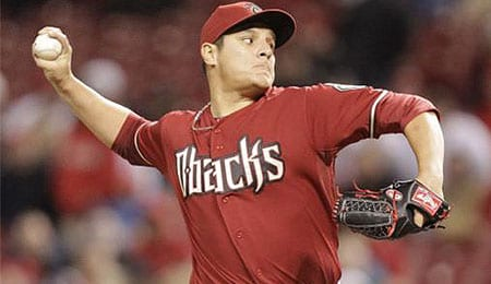 David Hernandez had a nice run for the Arizona Diamondbacks.