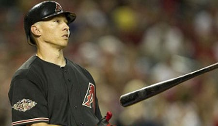 Cody Ransom is struggling at Triple-A for the Arizona Diamondbacks.