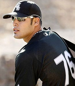 Sergio Santos bounced back for the Chicago White Sox.