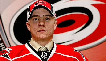 Zac Dalpe could be a force for the Carolina Hurricanes.