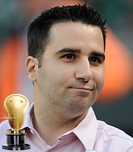 Alex Anthopoulos tried to land a big prize for the Toronto Blue Jays.