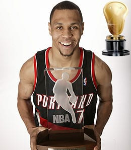 Brandon Roy was a flop for the Portland Trail Blazers.