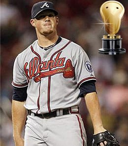 Craig Kimbrel grabbed the closer gig for the Atlanta Braves and never let go.