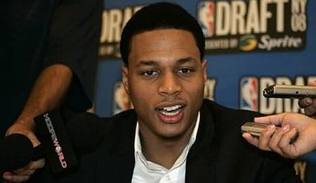 Brandon Rush is starting for the Golden State Warriors.