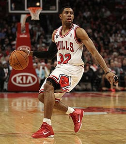 C.J. Watson is filling in for the Chicago Bulls.