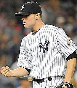David Robertson could be the heir apparent to Mariano Rivera for the New York Yankees.