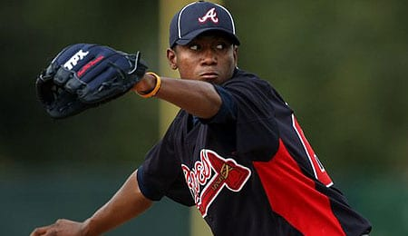 Julio Teheran will be a factor for the Atlanta Braves.