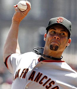Ryan Vogelsong was phenomenal for the San Francisco Giants last year.
