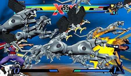 Ultimate Marvel vs. Capcom 3 (Vita)