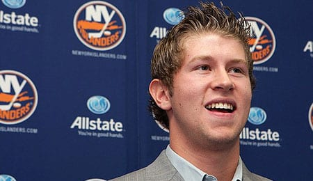 Josh Bailey has been on a tear for the New York Islanders.